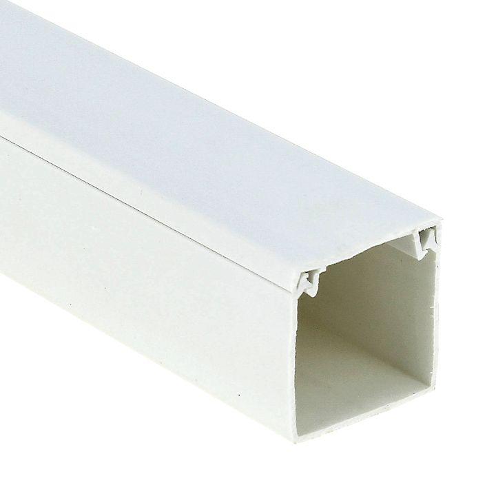 Канал кабельный (40х40) (24м) Plast EKF PROxima