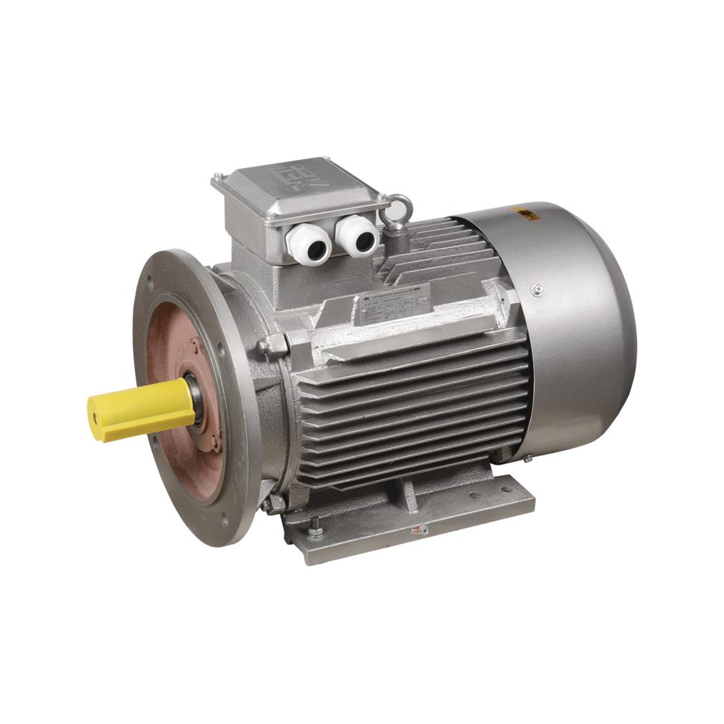 Электродвигатель асинхронный трехфазный АИР 112M4 380В 5,5кВт 1500об/мин 2081 DRIVE IEK