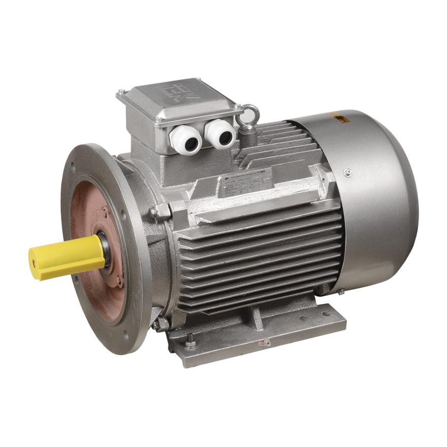 Электродвигатель асинхронный трехфазный АИР 112MA6 380В 3кВт 1000об/мин 2081 DRIVE IEK