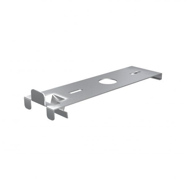 Верхняя пластина для фиксации крайней плитки на опорах HILST Lift