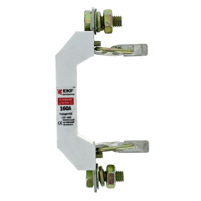 Основание с держателем к ППН-33 габарит 0 EKF PROxima