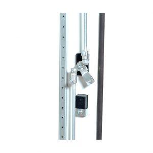 Корпус металлический сборный ВРУ 1800х800х450-2Д IP31 SMART IEK