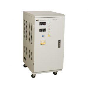 Стабилизатор напряжения однофазный СНИ1-20 кВА IEK