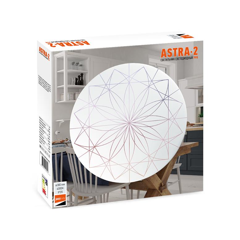 Светильник светодиодный PPB ASTRA-2 36W PPBASTRA-236W 4000K IP20