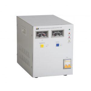 Стабилизатор напряжения однофазный СНИ1-5 кВА IEK