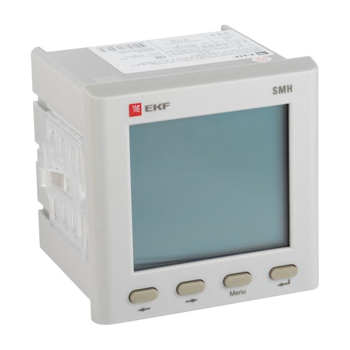 Многофункциональный измерительный прибор SMH с жидкокристалическим дисплеем
