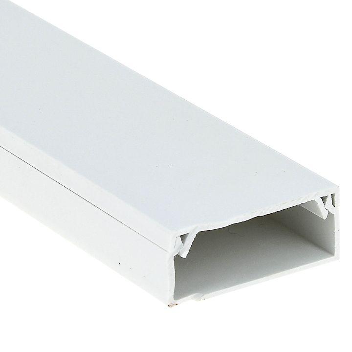 Канал кабельный (80х40) (12м) Plast EKF PROxima