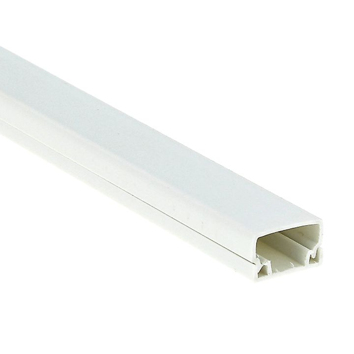 Канал кабельный (20х10) (96м) Plast EKF PROxima