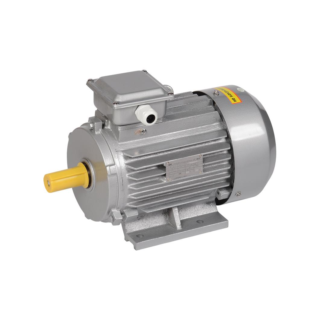 Электродвигатель асинхронный трехфазный АИР 100S4 380В 3кВт 1500об/мин 1081 DRIVE IEK