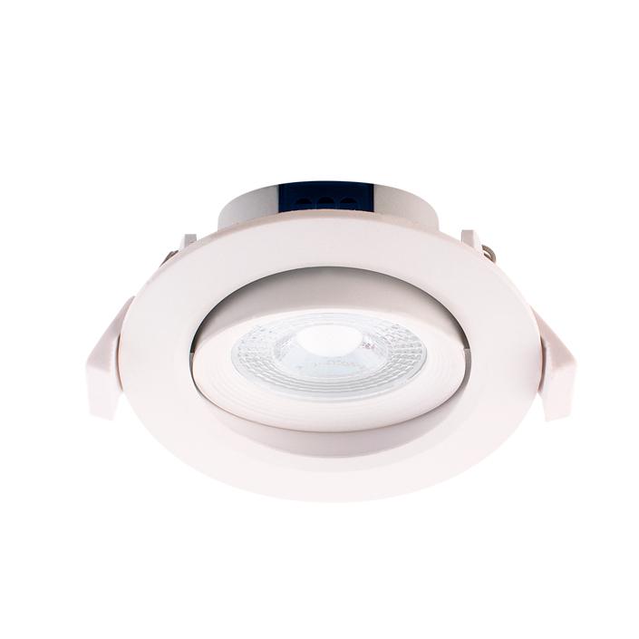 Cветильник светодиодный встраиваемый PSP-R PSP-R90447W 4000K 38°WhiteIP40