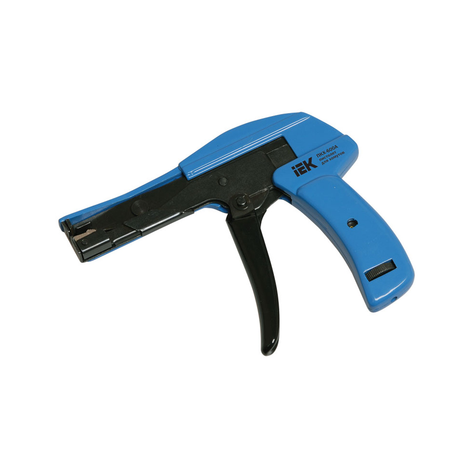 Пистолет для затяжки и обрезки хомутов ПКХ-600А IEK