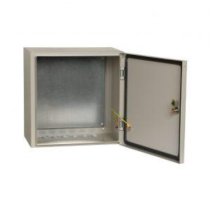 Корпус металлический настенный ЩМП-4.4.2-0 У2 IP54 IEK