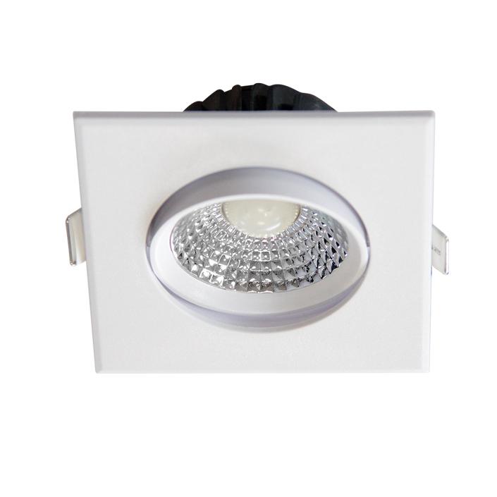 Cветильник светодиодный встраиваемый PSP-S PSP-S88455W 4000K 60°WhiteIP40