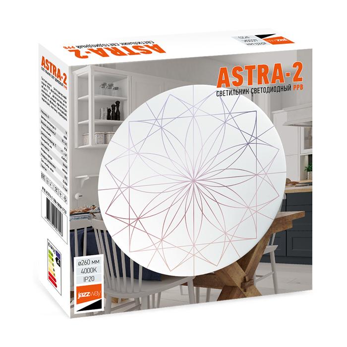 Светильник светодиодный PPB ASTRA-2 18W PPBASTRA-218W 4000K IP20