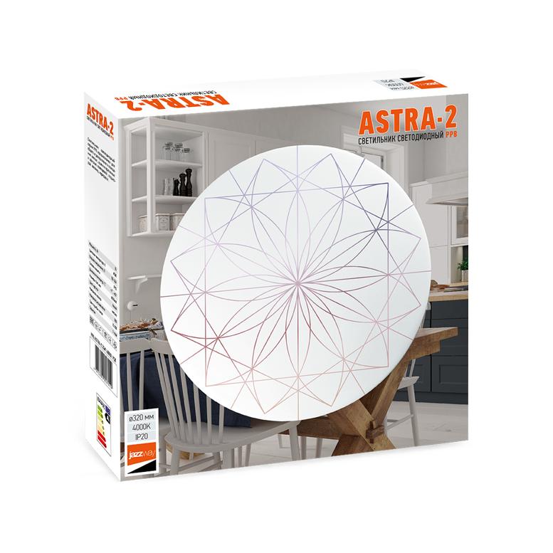 Светильник светодиодный PPB ASTRA-2 24W PPBASTRA-224W 4000K IP20